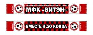 Атрибутика МФК Витэн - Шарф