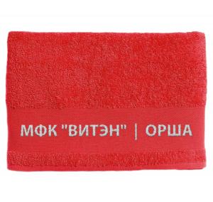 Атрибутика МФК Витэн - Полотенце 70*140
